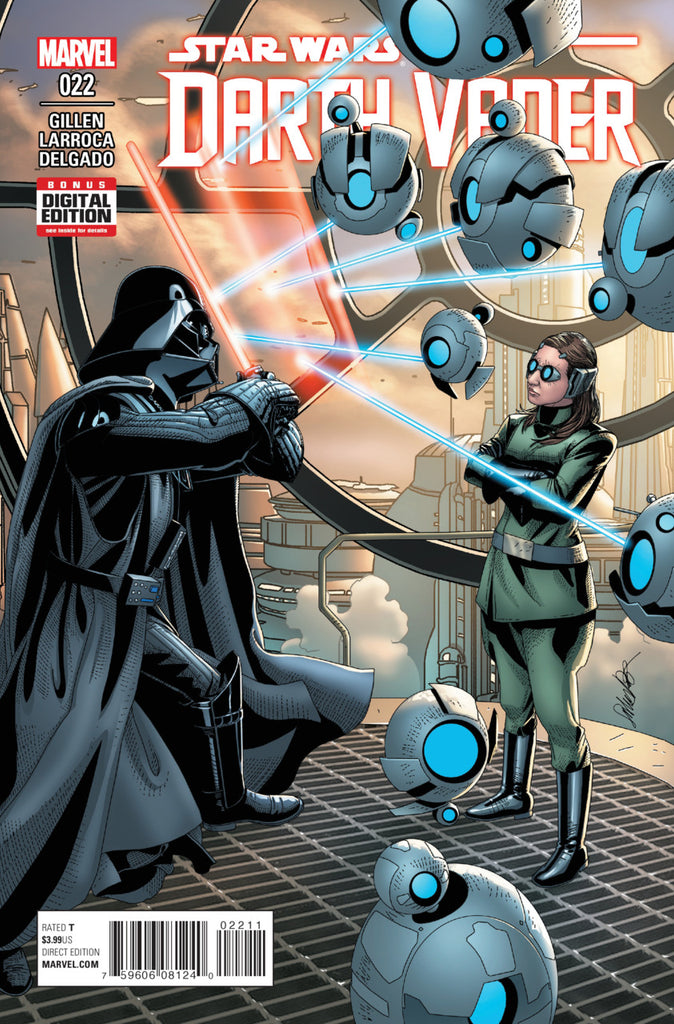 Star Wars: Darth Vader (Vol 1) #22