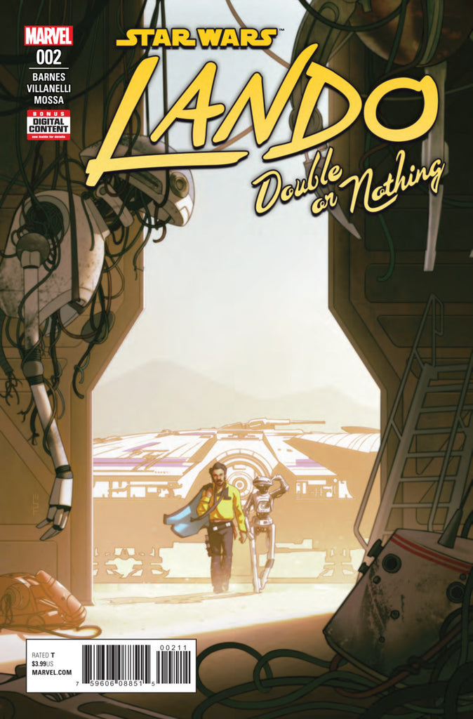 Star War: Lando - Double or Nothing #02