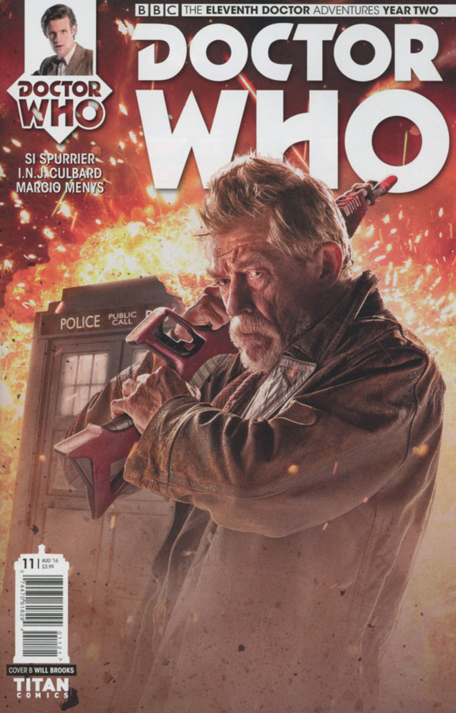 Doctor Who: The Eleventh Doctor Year Two #11