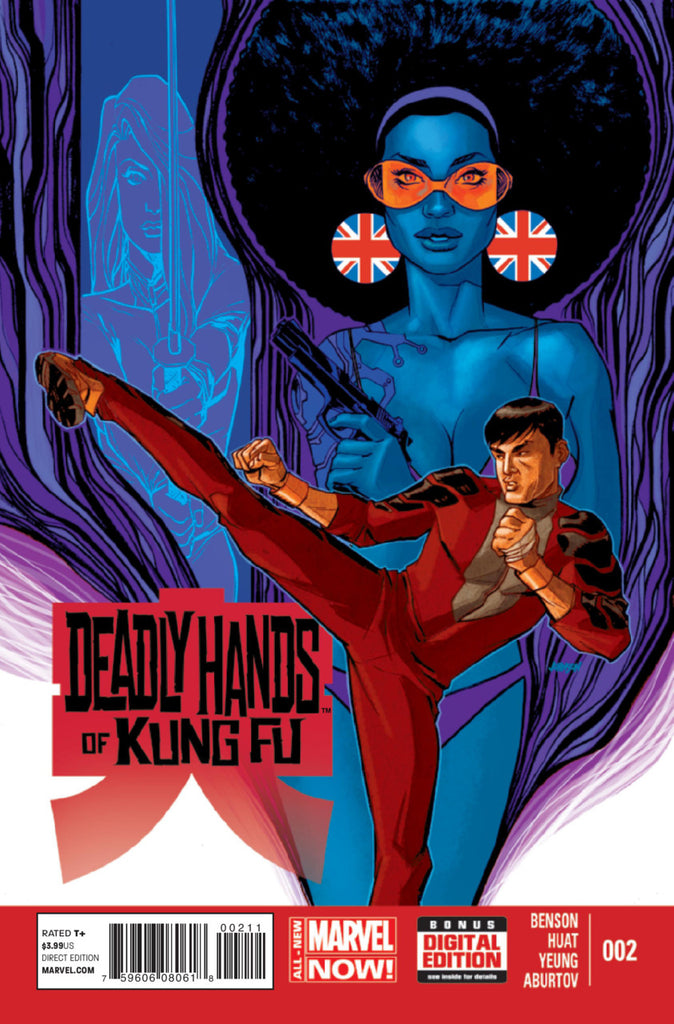 Deadly Hands of Kung-Fu #2
