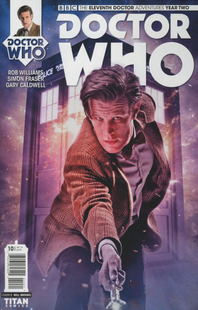 Doctor Who: The Eleventh Doctor Year Two #10