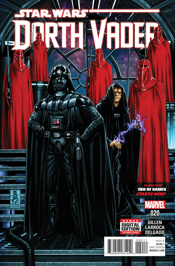 Star Wars: Darth Vader (Vol 1) #20