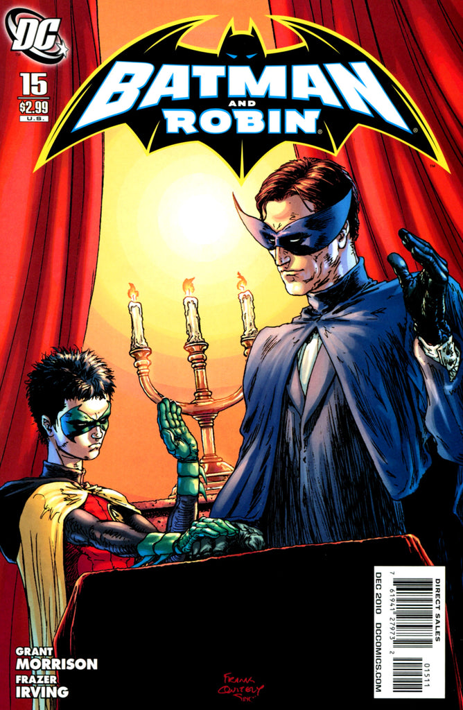Batman & Robin (2009) #15