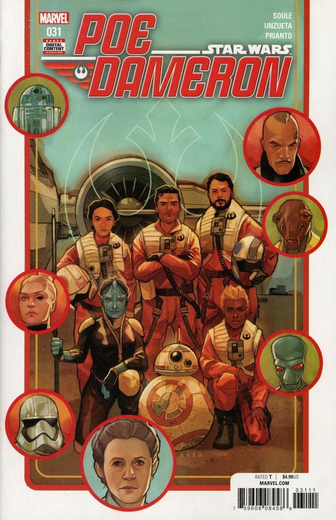 Star Wars: Poe Dameron #31