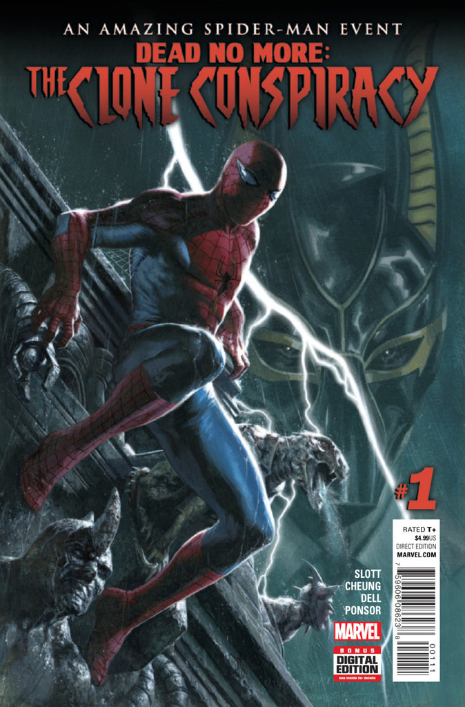 Amazing Spider-Man: Dead no More - Clone Conspiracy #01  - 1st Print