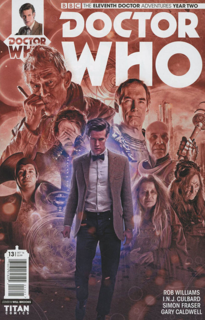 Doctor Who: The Eleventh Doctor Year Two #13