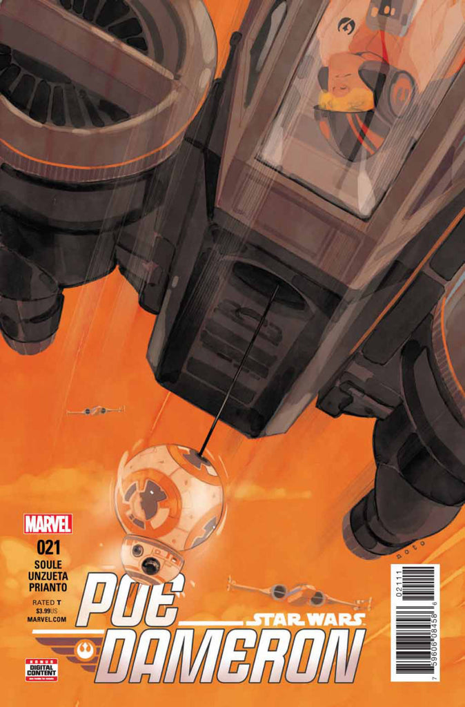 Star Wars: Poe Dameron #21