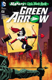Green Arrow (2011) #47 - Variant