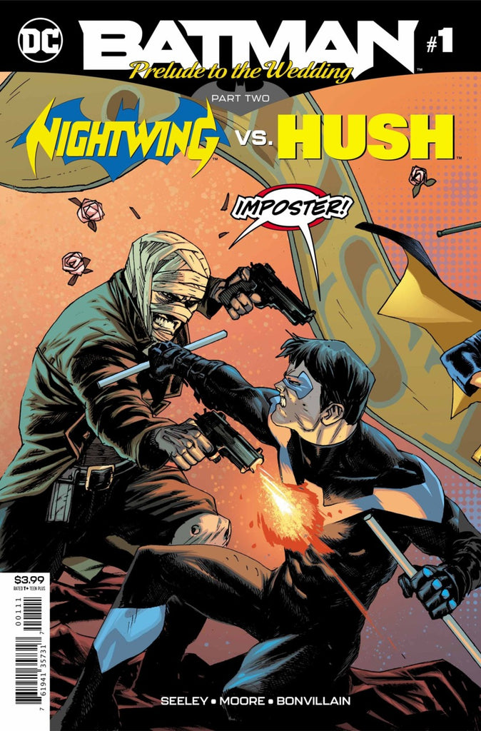 Batman: Prelude To the Wedding - Nightwing vs. Hush #1