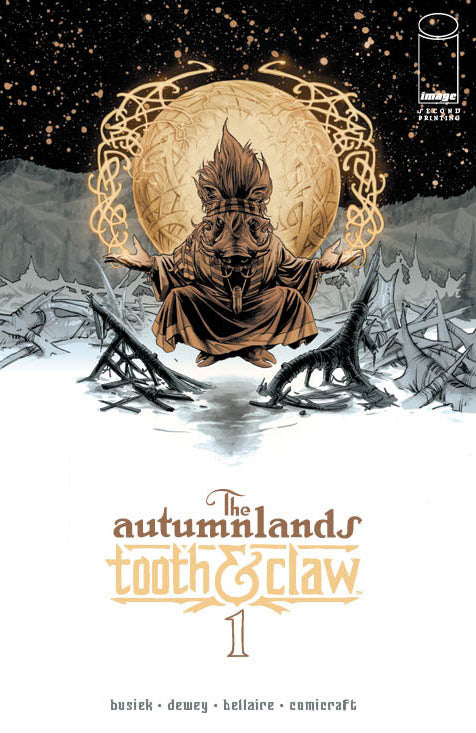 Autumnlands: Tooth & Claw #01