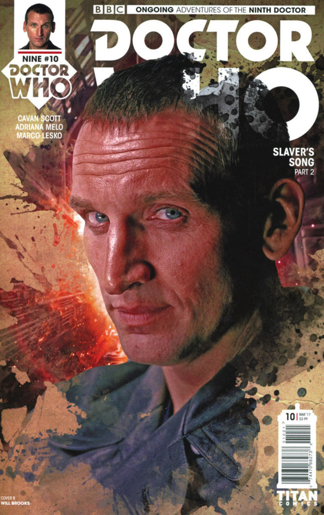 Doctor Who: The Ninth Doctor Ongoing #10