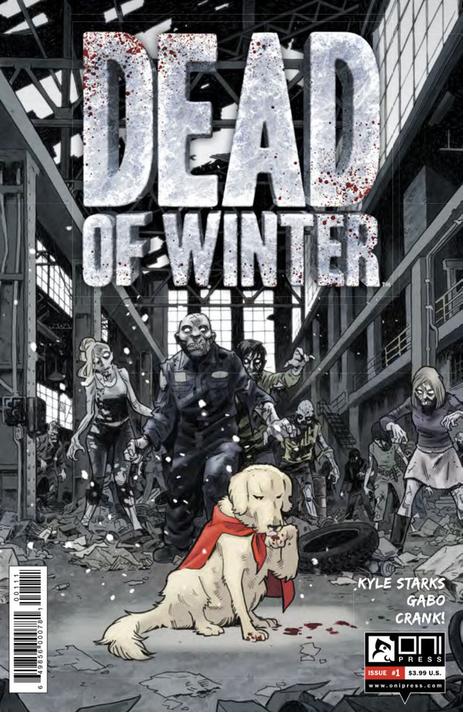 Dead of Winter: Good Good Dog 4x Set