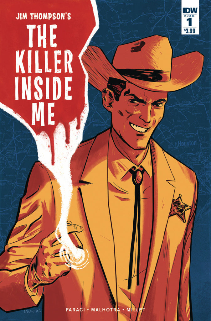 Jim Thompson's The Killer Inside Me 5x Set