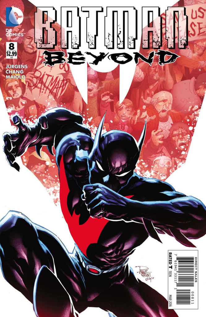 Batman Beyond (2015) #08