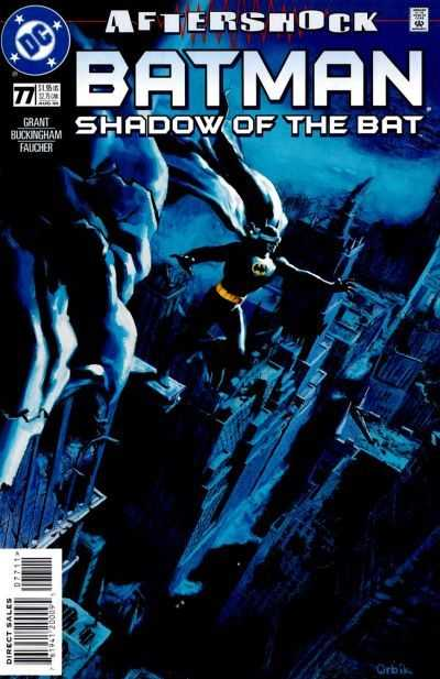 Batman (1992): Shadow of the Bat #77