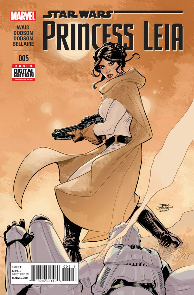 Star Wars: Princess Leia #5