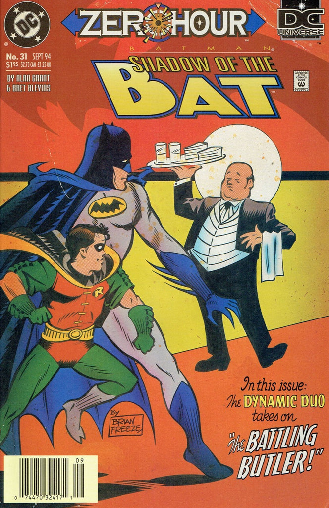 Batman (1992): Shadow of the Bat #31