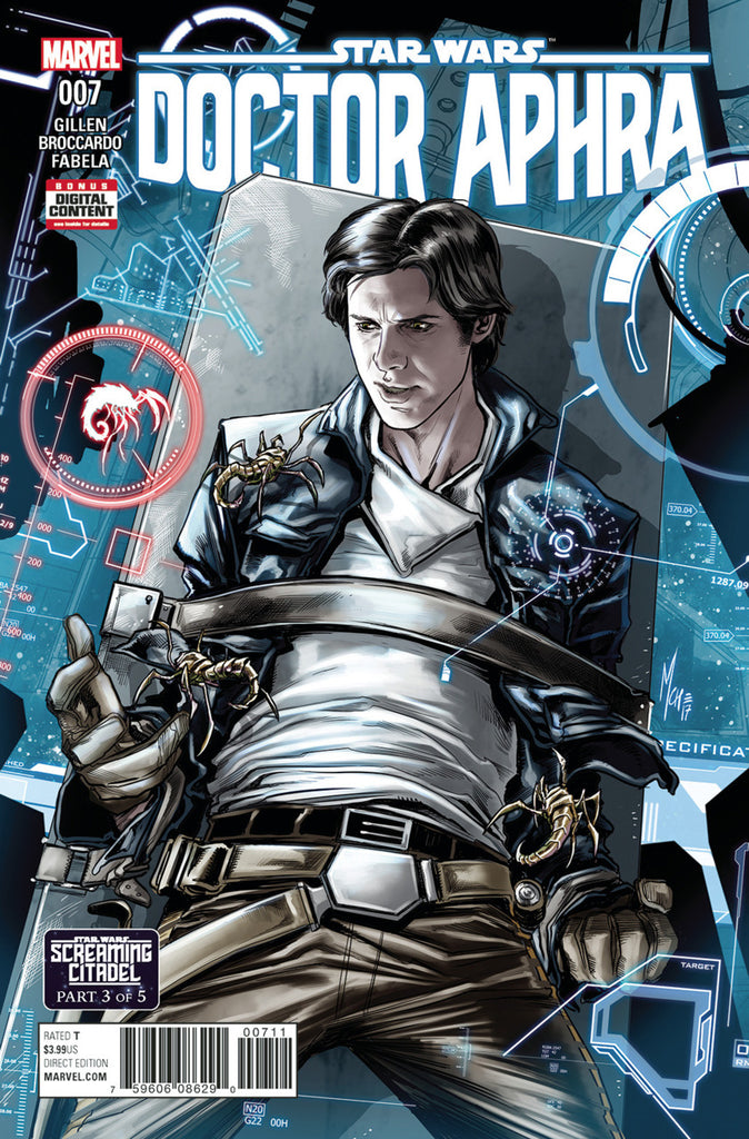 Star Wars: Doctor Aphra #07