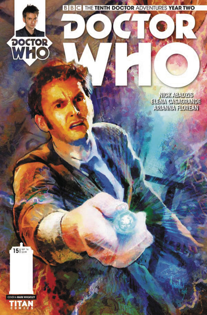 Doctor Who: The Tenth Doctor Year Two #15