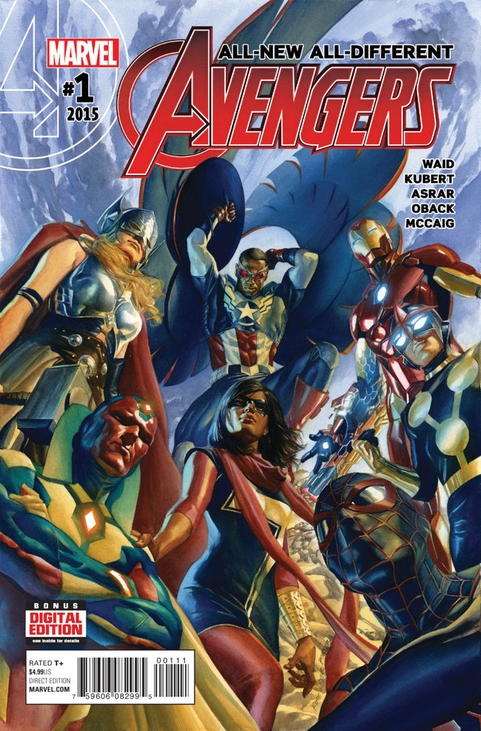 All-New All-Different Avengers #01