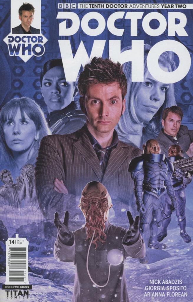 Doctor Who: The Tenth Doctor Year Two #14