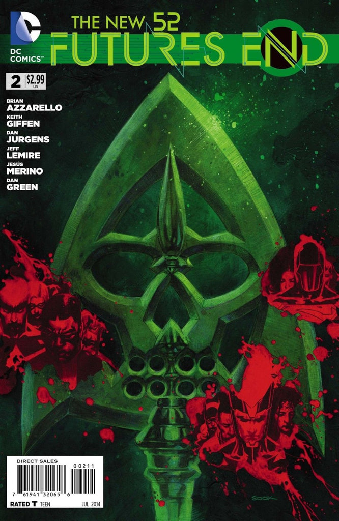 New 52: Futures End #02