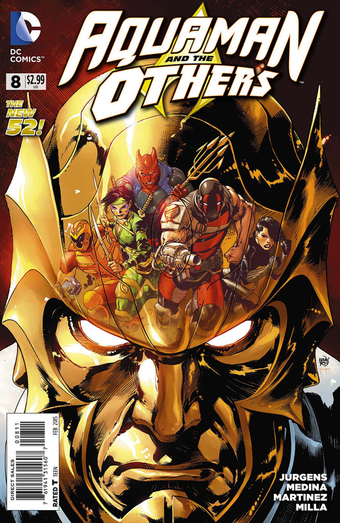 Aquaman & The Others #08