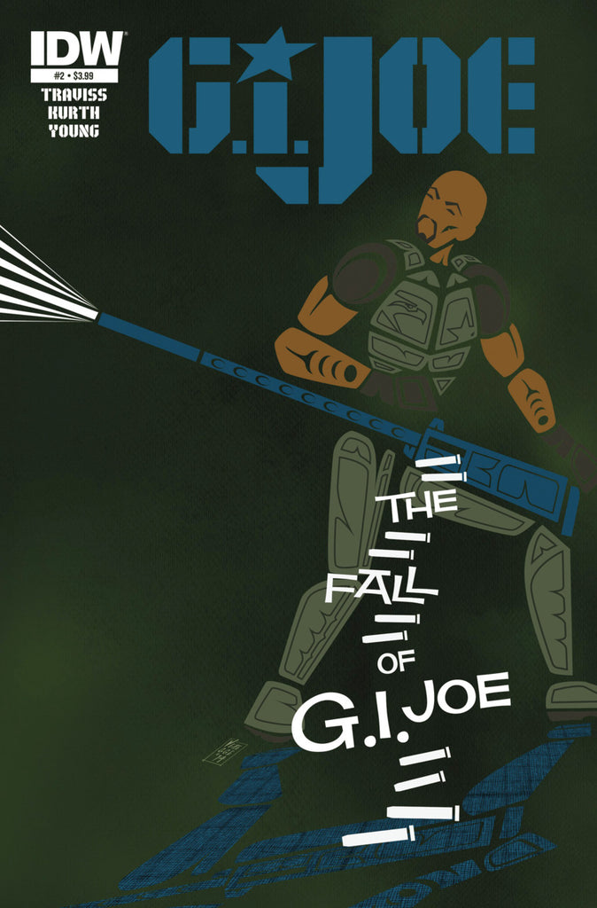 G.I. Joe: The Fall of G.I. Joe #2