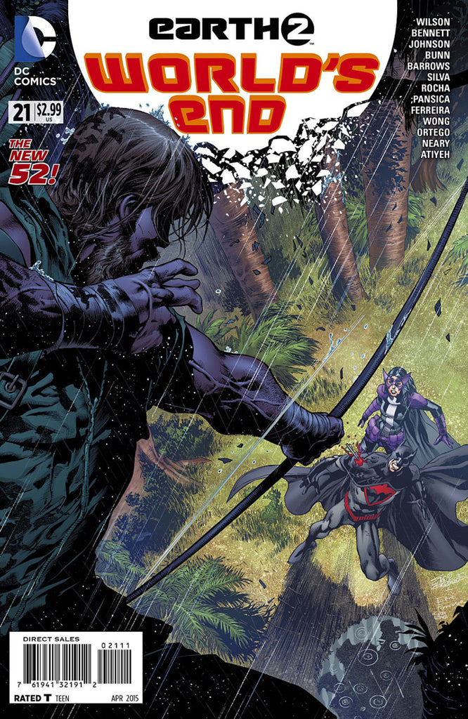 Earth 2: World's End #21