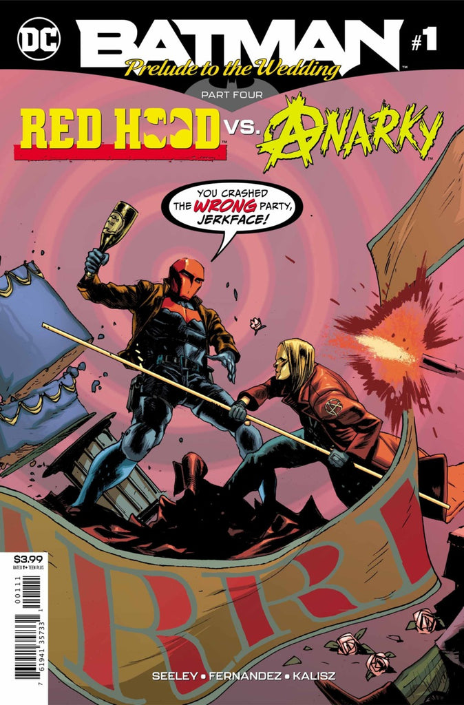 Batman: Prelude To the Wedding - Red Hood vs. Anarchy #1