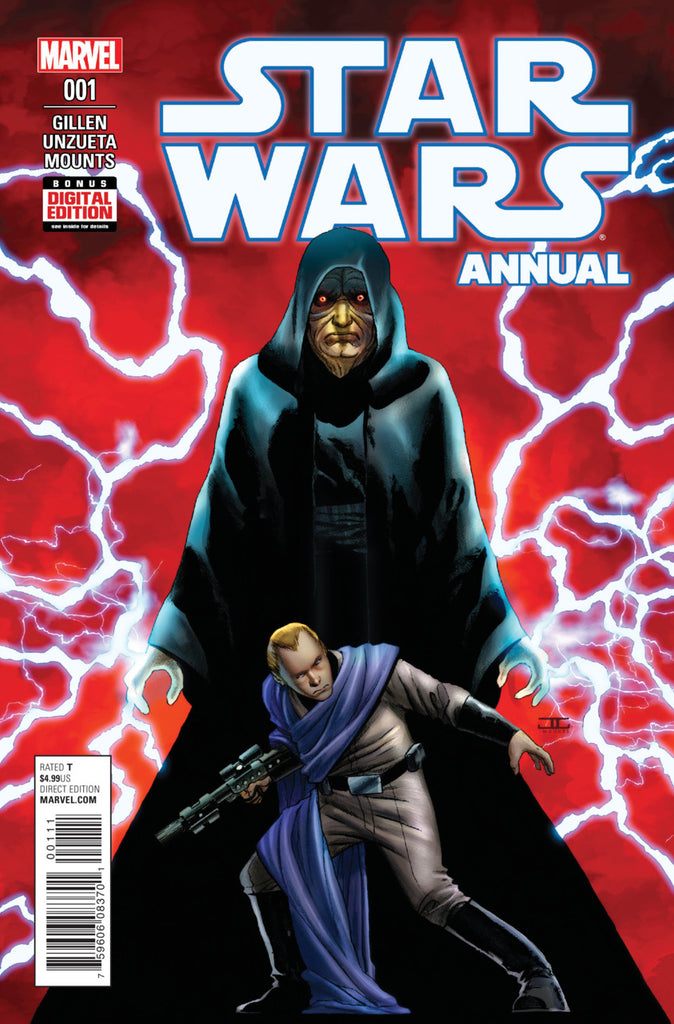 Star Wars (2015) Annual #01