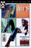 Alias (2001): Purple 5x Story Lot