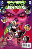 Harley Quinn & Her Gang of Harleys 6x Set