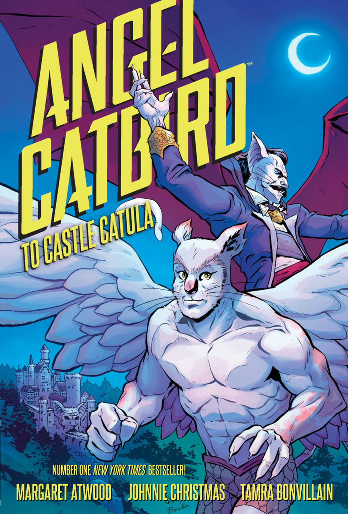 Angel Catbird Vol 2 HC