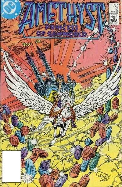 Amethyst: Princess of Gemworld (1985) #02