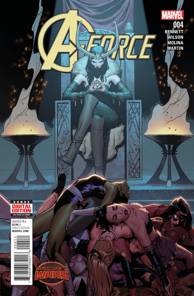A-Force (2015) #04