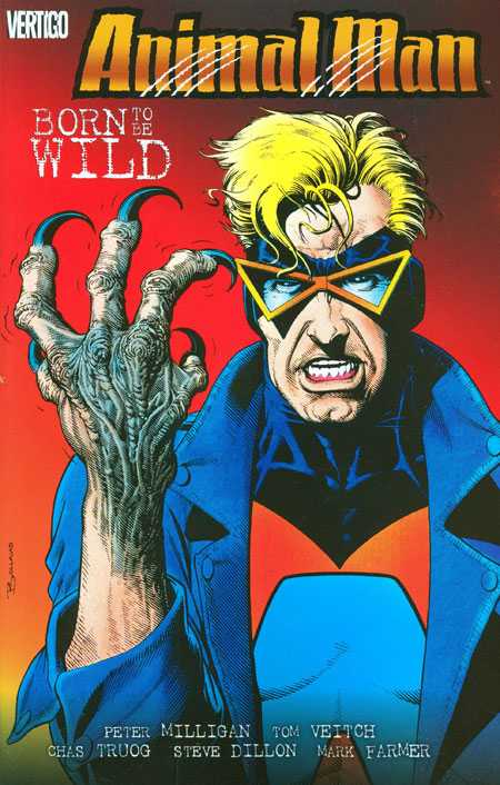 Animal Man Book 4: Born to be Wild