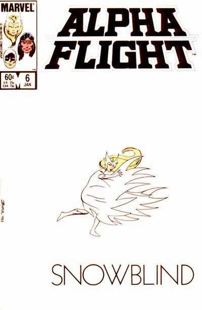 Alpha Flight #06