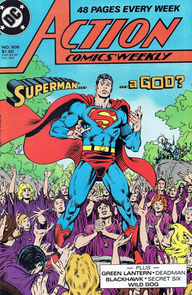 Action Comics Weekly #606