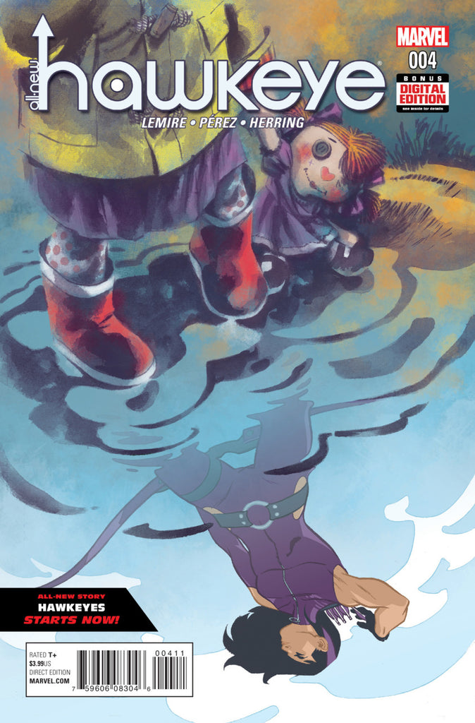 All-New Hawkeye #04