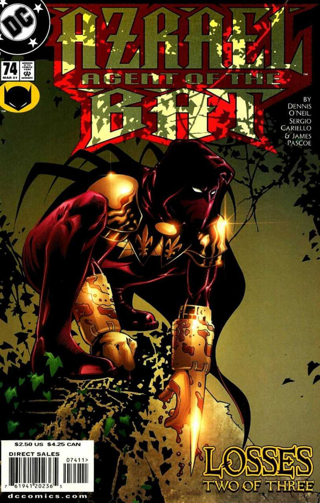 Azrael: Agent of the Bat #74