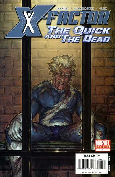 X-Factor: The Quick & the Dead #1