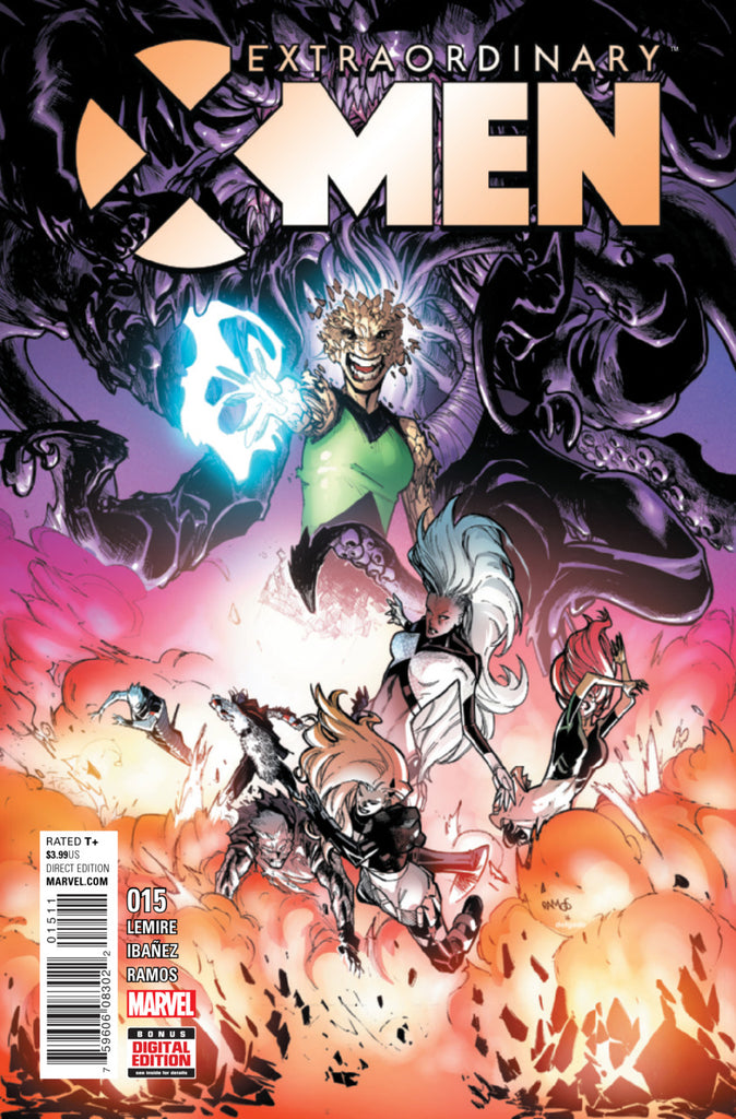 Extraordinary X-Men (2016) #15