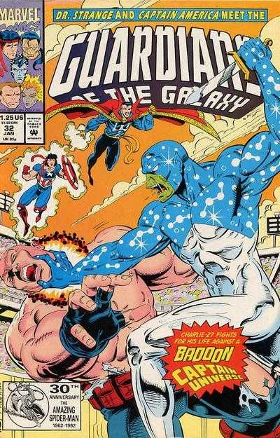 Guardians of the Galaxy (1990) #32