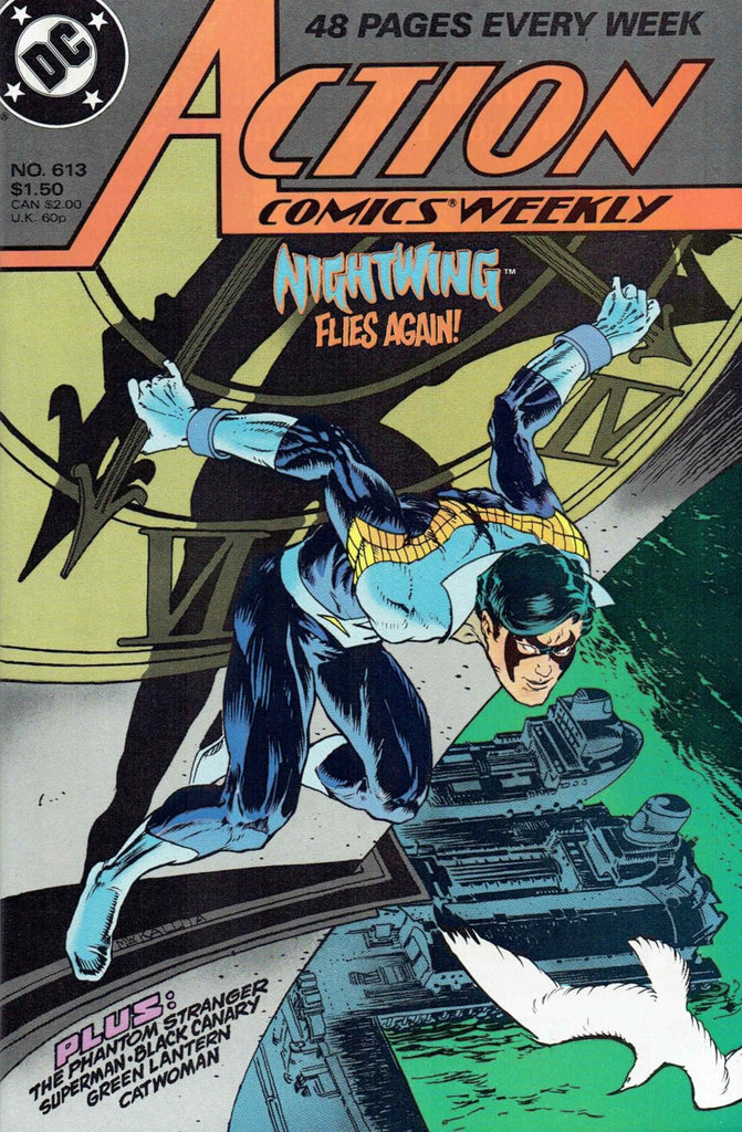Action Comics Weekly #613