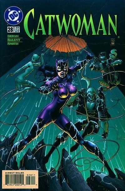Catwoman (1993) #28