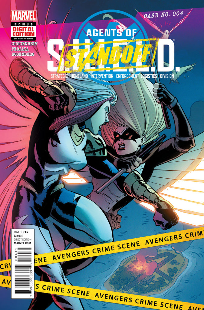 Agents of SHIELD #04