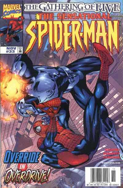 Sensational Spider-Man #33