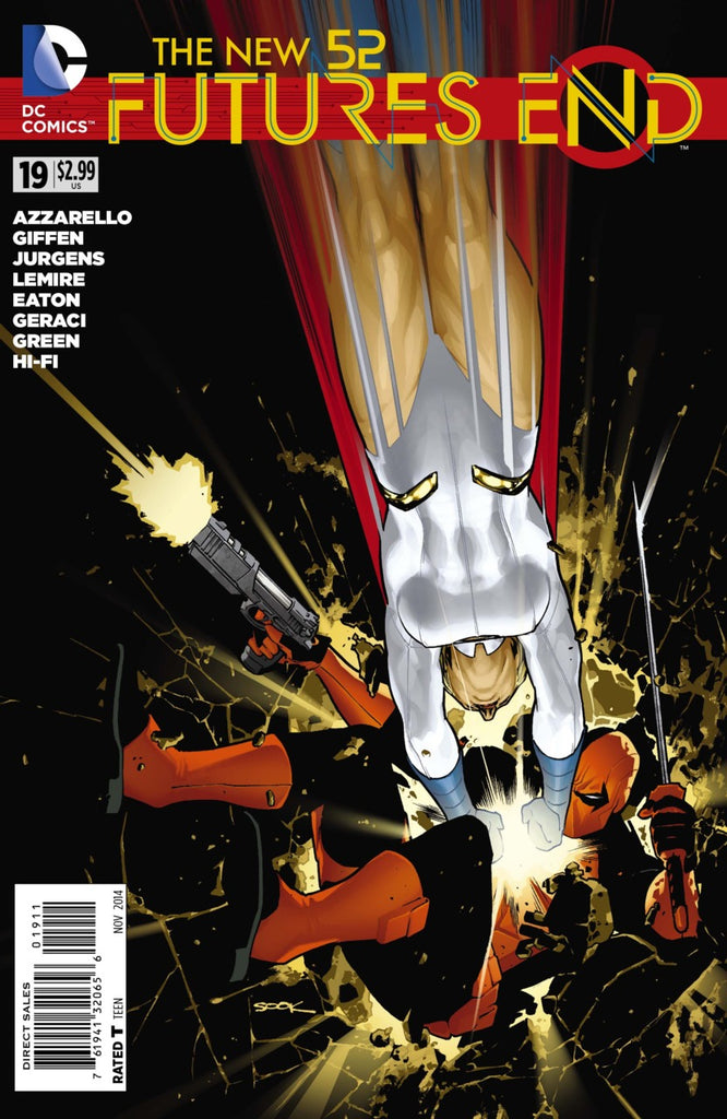 New 52: Futures End #19