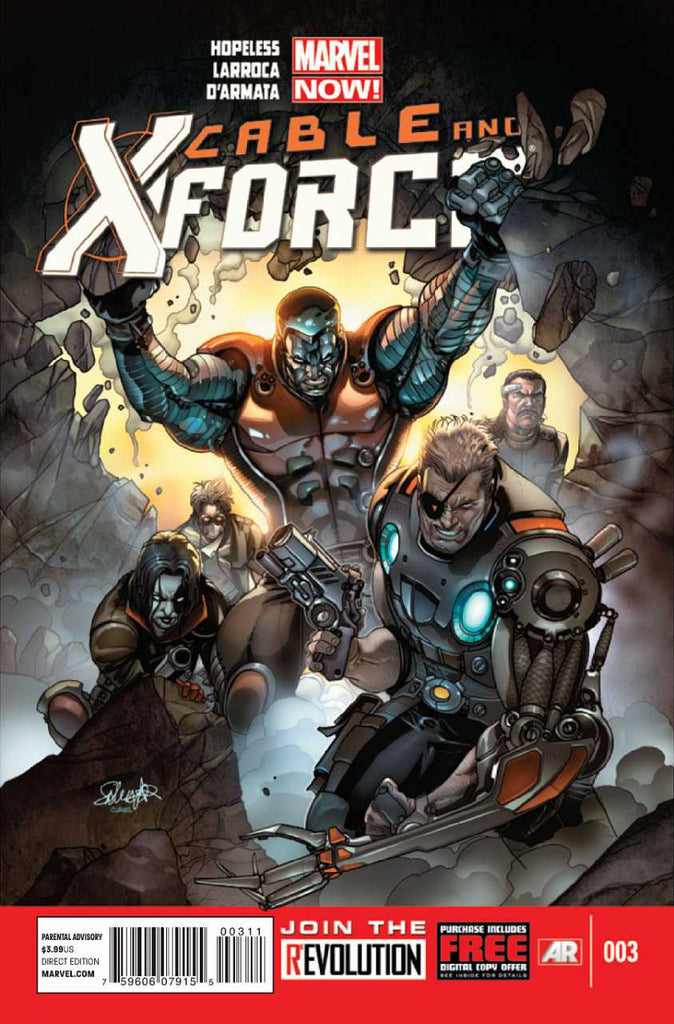 Cable & X-Force (2013) #03